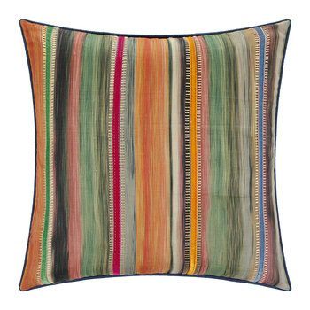 Bohemian Stripe Pillow - 50x50cm