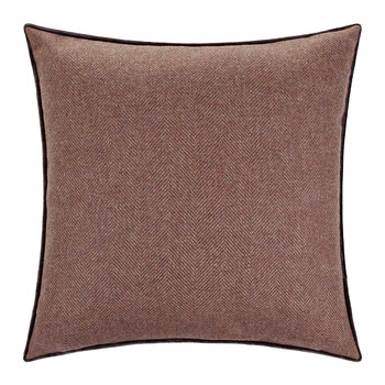 Beauly Velvet Cushion 50x50cm - Fig & Plum