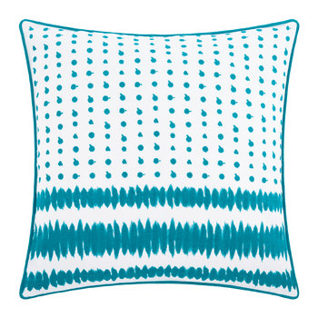 Juggler Cushion - 45x45cm - Blue