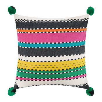 Regale Pom Pom Pillow - 50x50cm