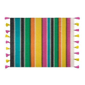 Gallery Tassel Throw