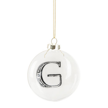 Letter Tree Decoration - 'G'