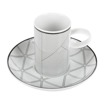 Orquestra Coffee Cup & Saucer