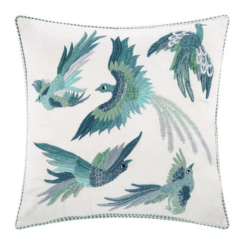 Northe Birds Pillow - 45x45cm