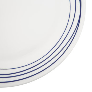 Pacific Dinner Plate - Lines
