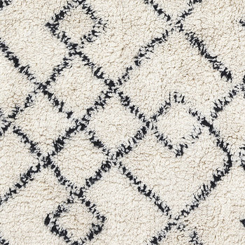 Janson Cotton Runner Rug - 70x140cm