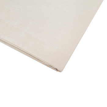 Cotton Sateen 300 Thread Count Flat Sheet - Gold