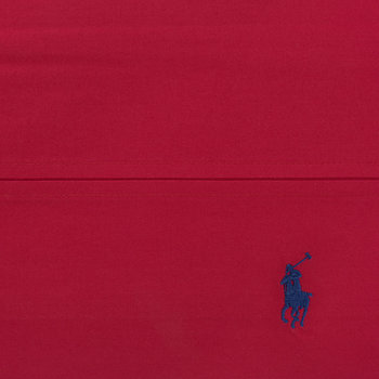 Drap Polo Player - Rose Rouge
