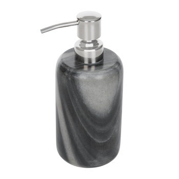 Grey Marble Soap Dispenser