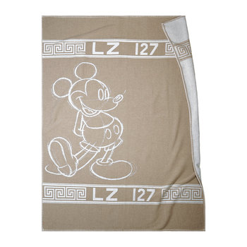 Mickey Mouse Hero Blanket - Smoke