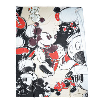 Couverture Camouflage Douce Mickey Mouse