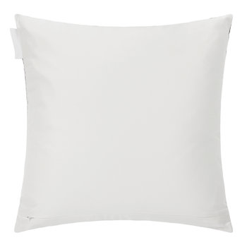 Glitter Fade Bed Cushion - 40x40cm - Silver