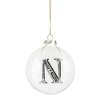 Letter Tree Decoration - 'N'