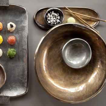 Eclipse Tray - Bronze
