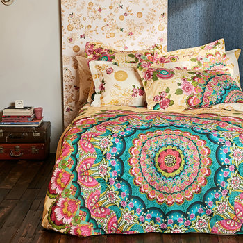 Sweet Mandala Duvet Cover