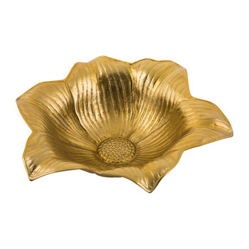 Lily Bowl - Gold