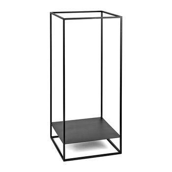 Plant Display Rack - Tall - Black