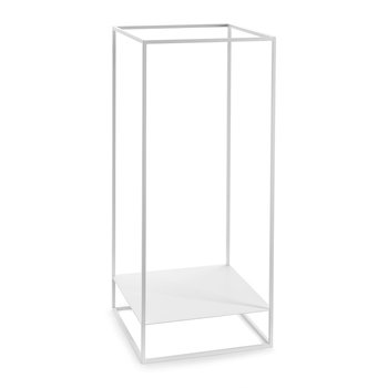 Plant Display Rack - Tall - White