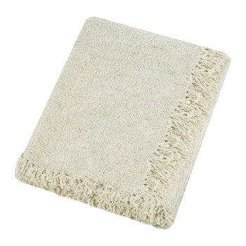Boucle Throw - 140x200cm - Natural