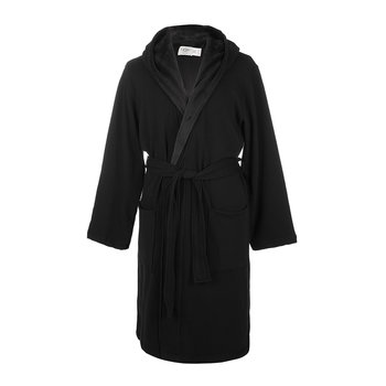 Men's Brunswick Bathrobe - Black