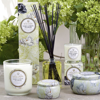 Maison Jardin Candle - Sake Lemon Flower - 85g
