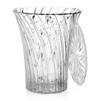 Tabouret/Table d'appoint Sparkle - 44 cm - Cristal