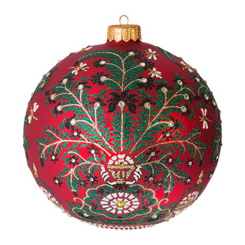 Eclectic Artisan Tree Decoration - Siam
