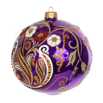 Relief Artisan Tree Decoration - Bouquet