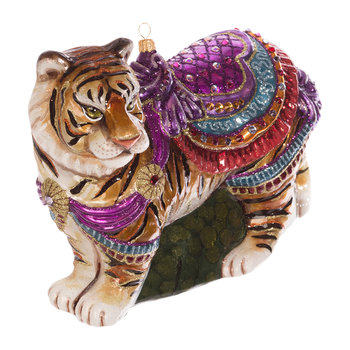 Tiger Tree Decoration - Jewel