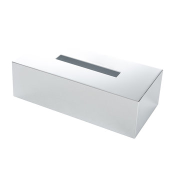 KB 82 Tissue Box - Chrome