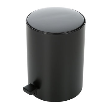 TE50 Trash Can - Matt Black