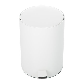TE50 Trash Can - Matt White