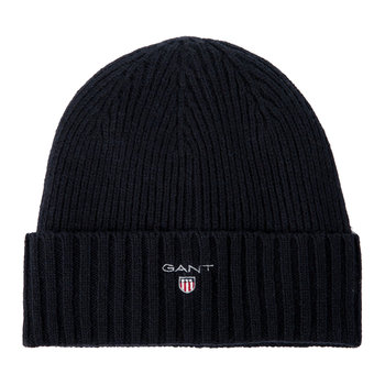 Fleece-Lined Beanie - Navy