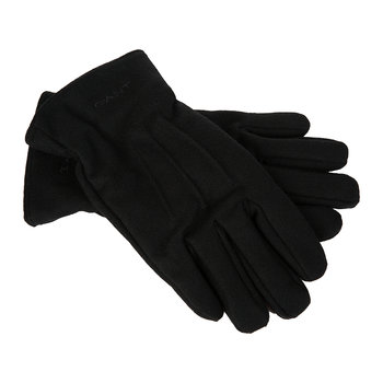 Melton Gloves - Black