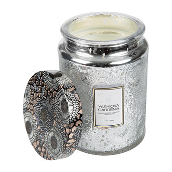Japonica Limited Edition Glass Candle - Yashioka Gardenia