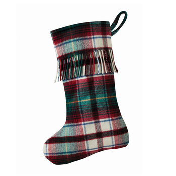 5th Avenue Stocking - Beatrice Tartan