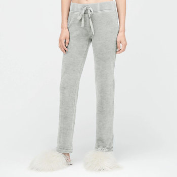 Women's Penny Lounge Trousers - Seal Heather
