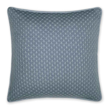 Cosy Square Pillow - 45x45cm - Blue
