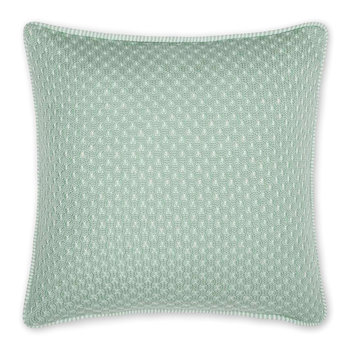 Cosy Square Pillow - 45x45cm - Green