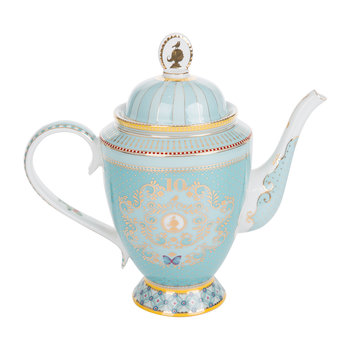 10 Year Anniversary Teapot Ornament