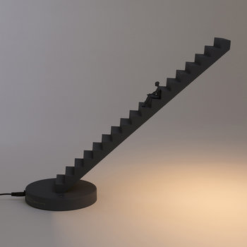Verso Table Lamp - Anthracite