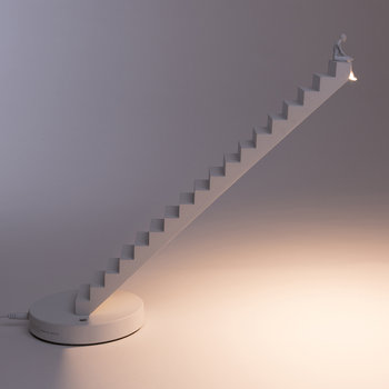 Verso Table Lamp - White
