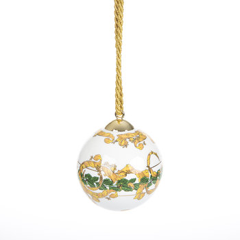 A Winter's Night Ball Tree Decoration