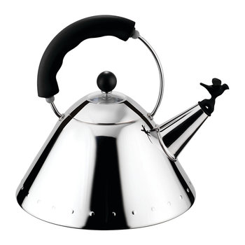 Bird Whistle Kettle - Black