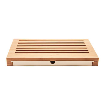 Crumb Catcher Bread Board