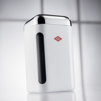 Square Canister - 1.65L - Red