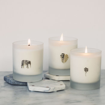 Mini Candles - Set of 3
