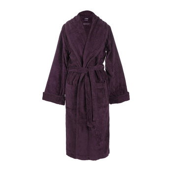 Premium Velour Bathrobe - Potent Purple