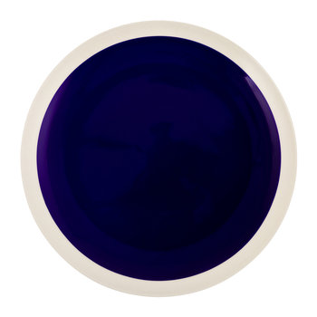 Datia Dinner Plate - Navy