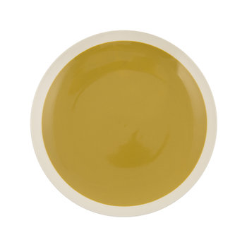 Datia Side Plate - Mustard